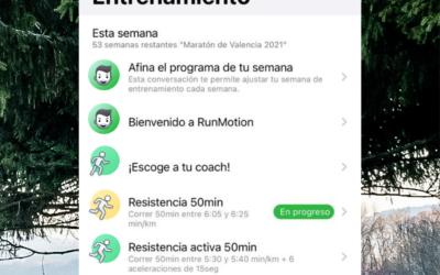 Guía de usuario: ¡Aprovecha al máximo RunMotion Coach!